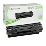 HP CB436A (HP 36A) Black MICR Toner Cartridge (For Check Printing) BGI Eco Series Compatible