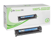 HP CB541A (HP 125A) Cyan Laser Toner Cartridge BGI Eco Series Compatible
