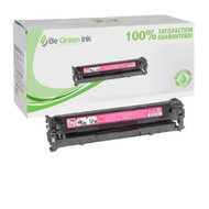 HP CB543A (HP 125A) Magenta Laser Toner Cartridge BGI Eco Series Compatible