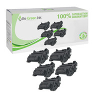 HP CC364A (HP 64A) Set of Five Black Toner Cartridges Savings Pack ($37.62/ea) BGI Eco Series Compatible