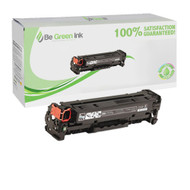 HP CC530A (HP 304A) Black Toner Cartridge For Color LaserJet CP2025 BGI Eco Series Compatible