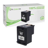 HP CC654AN (HP 901XL) Remanufactured Black Ink Cartridge BGI Eco Series Compatible