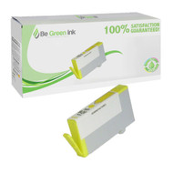 HP CD974AN (HP 920XL Yellow) Remanufactured Yellow Ink Cartridge BGI Eco Series Compatible