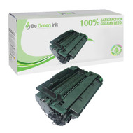 HP CE255X (HP 55X) High Yield Black Laser Toner Cartridge BGI Eco Series Compatible