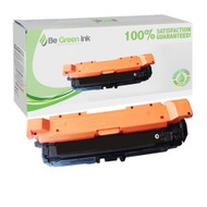 HP CE260A (HP 647A) Black Laser Toner Cartridge For Color LaserJet CP4025 / CP4525 BGI Eco Series Compatible