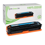 HP CE321A (HP 128A) Cyan Laser Toner Cartridge BGI Eco Series Compatible