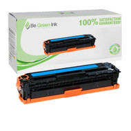 HP CE341A (HP 651) Cyan Toner Cartridge BGI Eco Series Compatible