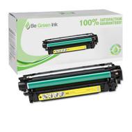 HP CE402A (HP 507A) Yellow Toner Cartridge BGI Eco Series Compatible