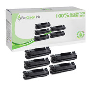HP CF283A (HP 83A) Five Pack Cartridges Savings Pack ($15.84/ea) BGI Eco Series Compatible