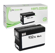 HP CN053AN (HP 932XL) High Yield Black Inkjet Cartridge BGI Eco Series Compatible