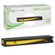 HP D8J09A (HP 980) Yellow Ink Cartridge BGI Eco Series Compatible