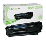 HP Q2612A (HP 12A) Black MICR Toner Cartridge (For Check Printing) BGI Eco Series Compatible