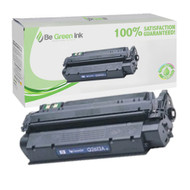 HP Q2613X (HP 13X) High Yield Black Laser Toner Cartridge BGI Eco Series Compatible
