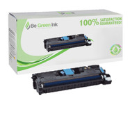 HP Q3961A (HP 122A) Cyan Laser Toner Cartridge BGI Eco Series Compatible