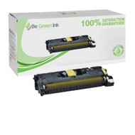 HP Q3962A (HP 122A) Yellow Laser Toner Cartridge BGI Eco Series Compatible