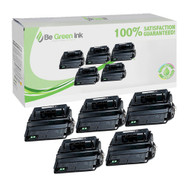 HP Q5942A (HP 42A) Set of Five Cartridges Savings Pack ($42.57/ea) BGI Eco Series Compatible
