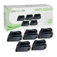 HP Q5942X (HP 42X) Hi-Yield Set of Five Cartridges Savings Pack ($43.48/ea) BGI Eco Series Compatible
