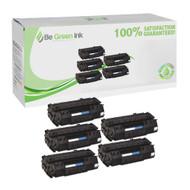 HP Q7551A (HP 51A) Set of Five Cartridges Savings Pack ($27.64/ea) BGI Eco Series Compatible