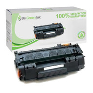 HP Q7553A (HP 53A) Black Laser Toner Cartridge BGI Eco Series Compatible