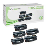 HP Q7553A (HP 53A) Super Yield Five Pack Cartridges Savings Pack ($22.77/ea) BGI Eco Series Compatible