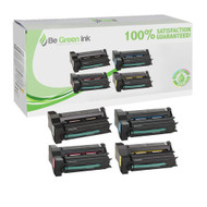 IBM InfoPrint Color 1654/1664 Toner Cartridge Savings Pack BGI Eco Series Compatible