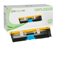 Konica Minolta 1710587-007 Cyan Laser Toner Cartridge BGI Eco Series Compatible