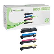Kyocera Mita TK-542 Toner Cartridge Savings Pack (K/C/M/Y) BGI Eco Series Compatible