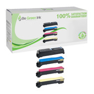 Kyocera Mita TK-552 Toner Cartridge Savings Pack (K/C/M/Y) BGI Eco Series Compatible