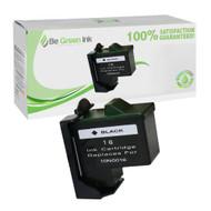 Lexmark 10N0016 (No. 16) Remanufactured Black Ink Cartridge BGI Eco Series Compatible