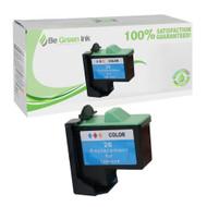 Lexmark 10N0026 (No. 26) Remanufactured Color Ink Cartridge BGI Eco Series Compatible