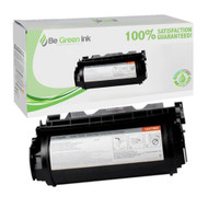 Lexmark 12A7362 Black MICR Toner Cartridge (For Check Printing) BGI Eco Series Compatible