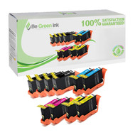 Lexmark 14N16 (150XL) Ink Cartridge High Yield 10 Pack Savings Pack BGI Eco Series Compatible
