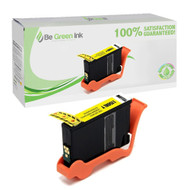 Lexmark 14N1618 (150XL) High Yield Yellow Ink Cartridge BGI Eco Series Compatible