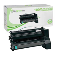 Lexmark 15G032C Cyan Toner Cartridge BGI Eco Series Compatible