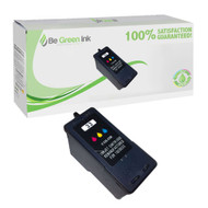 Lexmark 18C0033 (No. 33) Remanufactured Color Ink Cartridge BGI Eco Series Compatible