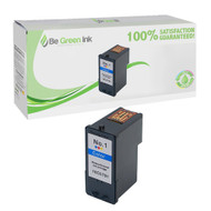 Lexmark 18C0781 (No. 1) Remanufactured Color Ink Cartridge BGI Eco Series Compatible