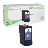Lexmark 18C1429 (No. 29) Remanufactured Color Ink Cartridge BGI Eco Series Compatible