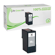 Lexmark 18C2170 (No. 36XL) Black Ink Cartridge BGI Eco Series Compatible