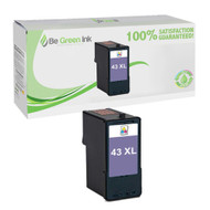 Lexmark 18Y0143 (No. 43XL) Remanufactured Color Ink Cartridge BGI Eco Series Compatible