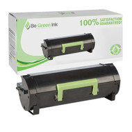 Lexmark 50F1H00 Black Toner Cartridge BGI Eco Series Compatible
