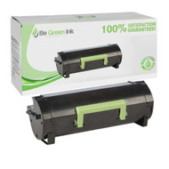 Lexmark 50F1U00 High Yield Black Toner Cartridge BGI Eco Series Compatible