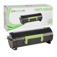 Lexmark 50F1X00 Black Toner Cartridge BGI Eco Series Compatible