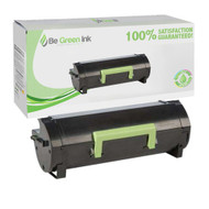 Lexmark 60F1H00 High Yield Black Toner Cartridge BGI Eco Series Compatible