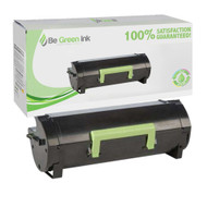 Lexmark 60F1X00 Super Yield Black Toner Cartridge BGI Eco Series Compatible