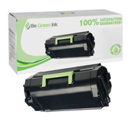 Lexmark 62D1H00 High Yield Black Toner Cartridge BGI Eco Series Compatible
