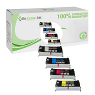 Lexmark C524 Toner Cartridge Savings Pack (C,M,Y,K) BGI Eco Series Compatible