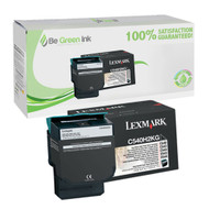 Lexmark C540H2KG Black Toner Cartridge BGI Eco Series Compatible