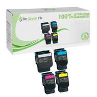 Lexmark C544 / X544 High Yield Toner Cartridge Savings Pack BGI Eco Series Compatible