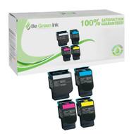 Lexmark C544X2 Super High Yield Toner Cartridge Savings Pack BGI Eco Series Compatible