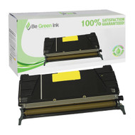 Lexmark C736H1YG High Yield Yellow Toner Cartridge BGI Eco Series Compatible